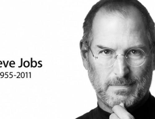 Steve Jobs quote on life